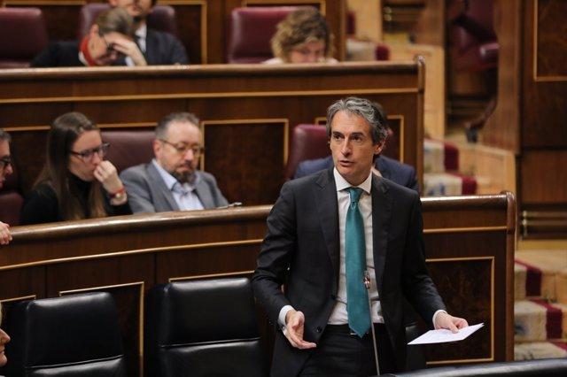 El ministro Íñigo De la Serna