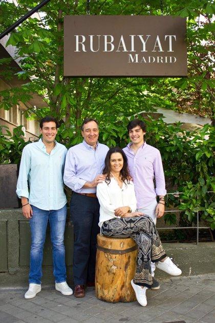 La familia Iglesias recupera la gestión de Grupo Rubaiyat y ficha a Daniel Redondo como chef ejecutivo