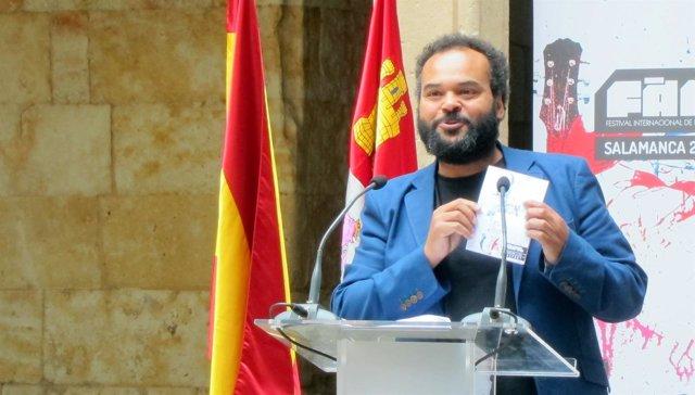 Salamanca: Carlos Jean En La Pasada Edición De Facyl