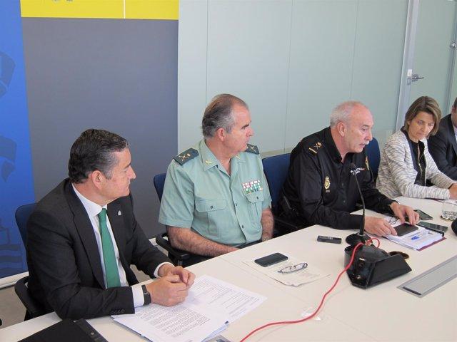 El Jefe Superior de Policía Nacional de Andalucía Occidental.