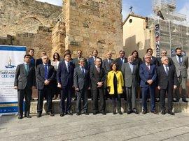 """Sáenz de Santamaría receta """"unidad, diálogo, lealtad y responsabilidad"""" para Tarragona 2018"""