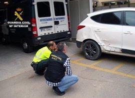 Detenido un individuo 72 horas después de fugarse del atropello a un motorista herido de gravedad
