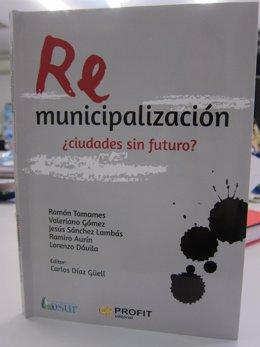 Valladolid, Libro Sobre Remunicipalización De Servicios