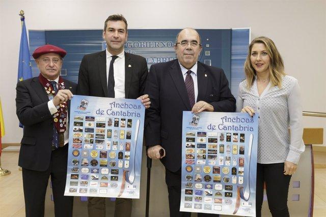Presentación de la 18 Feria de la Anchoa y la Conserva de Cantabria