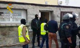 Dos detenidos en El Espinar y San Rafael (Segovia) en una operación contra el yihadismo