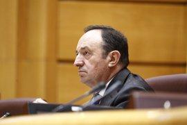 La Mesa del Senado rechaza relevar a Imbroda al frente de la comisión de CCAA