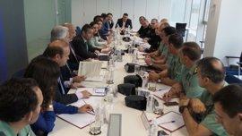 Más de 3.000 efectivos para garantizar la seguridad en la romería del Rocío