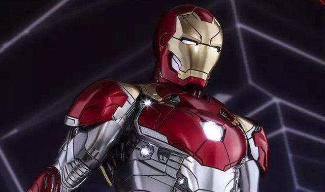 Imà Genes De Iron Man