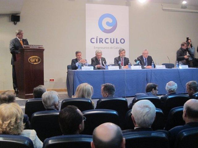 Lesmes apuesta en Vigo por aumentar el gasto y reformar la organización judicial