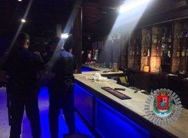 Detienen a dos personas por vender estupefacientes en un after de Las Palmas de Gran Canaria