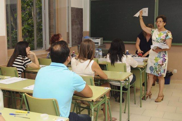 Oposiciones a maestro en la Comunidad de Madrid