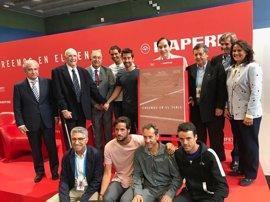 Mapfre renueva su compromiso con la RFET y Rafa Nadal