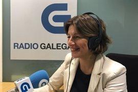 Yolanda Díaz dejará la coordinación de Esquerda Unida en junio