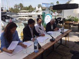El Boat Show Palma 2017 arranca el 28 de abril con 224 expositores y 220 embarcaciones en el mar