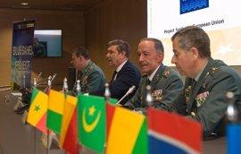 La Guardia Civil presenta el proyecto Blue Sahel, que coordinará la seguridad con 7 países de la región africana