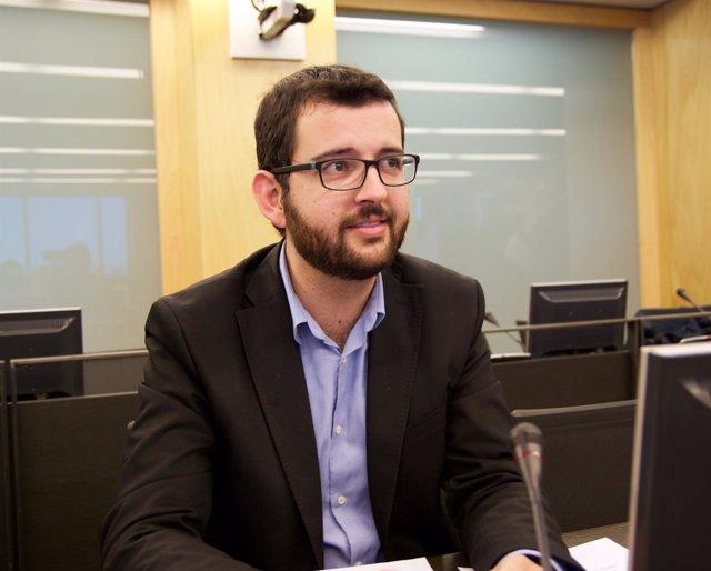 Ignasi Candela, diputado de Compromís