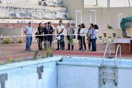 El estudio de viabilidad de la piscina de Las Delicias saldrá a licitación este año