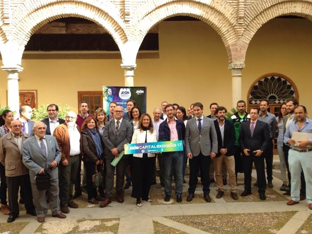 Presentación del programa 'Jaén capital Expoliva 2017'