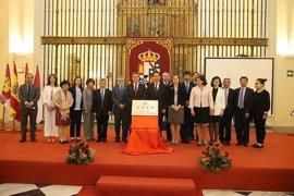 """Embajador de China en España espera que Instituto Confucio de UCLM tenga un """"papel relevante"""""""