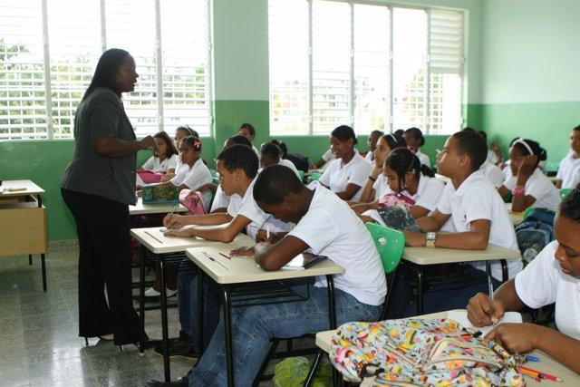 El Grupo San Valero celebra sus 20 años de cooperación en República Dominicana