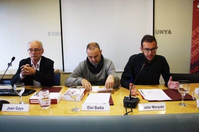 El concejal de Presidencia, Agua y Energía de Barcelona, Eloi Badia