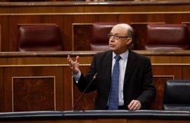 """Montoro pide a Compromís que """"deje el lenguaje victimista"""" y apoye los PGE para mejorar la financiación de valencianos"""