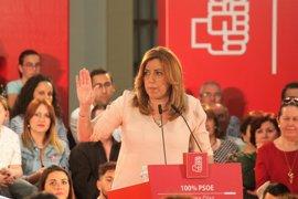 """Susana Díaz recala este miércoles en Cataluña para """"romper los prejuicios"""" contra ella"""