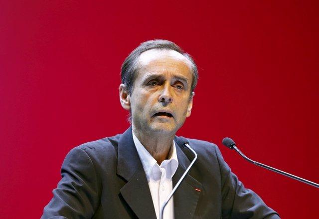 El alcalde de la ciudad de Beziers, Robert Ménard