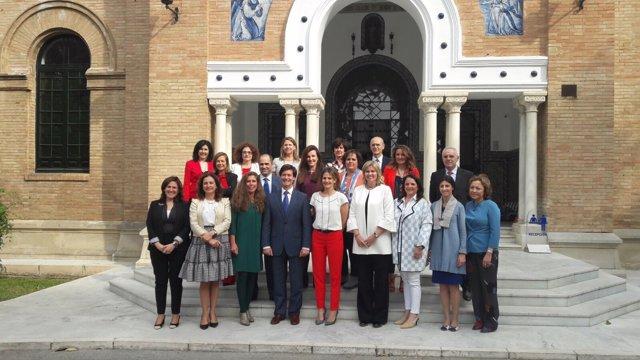 Consejo Asesor de la cátedra 'Mujer, empresa y sociedad'