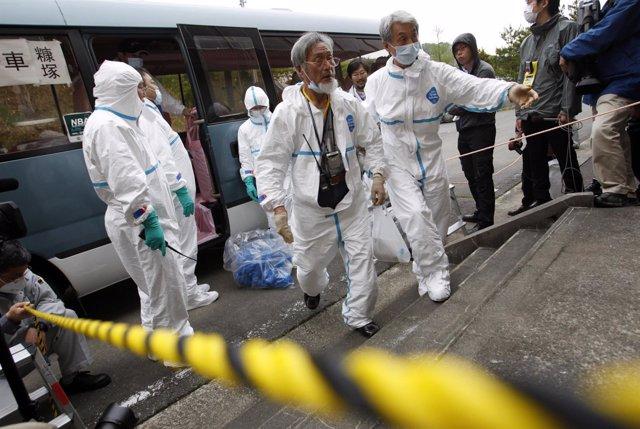Radiactividad En Fukushima