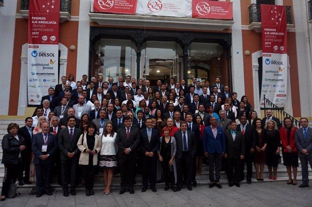 Inauguración del XXII Encuentro Iberoamericano de Autoridades Locales