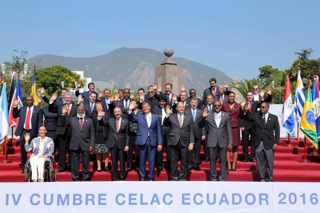 Cumbre de la CELAC en Quito