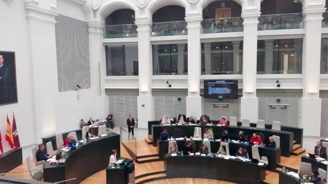 Pleno Ayuntamiento de Madrid