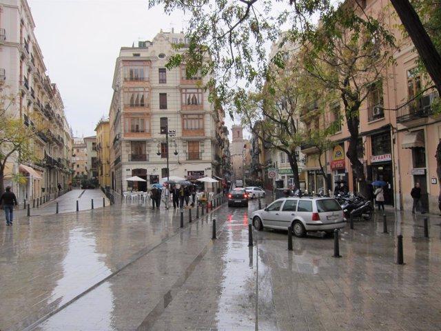 Lluvias Valencia
