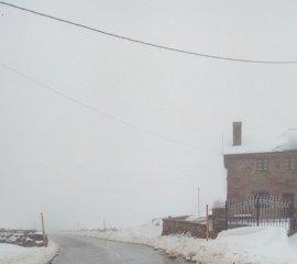 Cuatro provincias se encuentran en riesgo por nevadas en una jornada marcada por la bajada de temperaturas en el norte