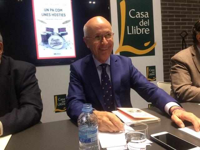El exdirigente de Unió, Josep Antoni Duran