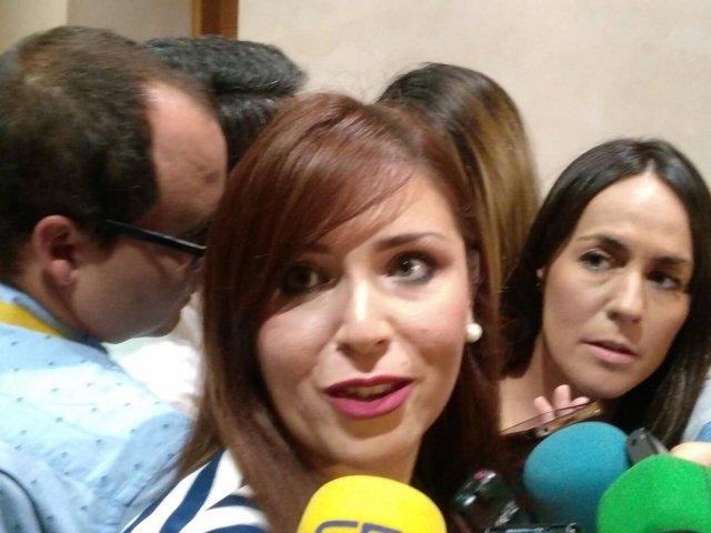 Mari Carmen Sánchez (Cs) sustituirá a Marí como portavoz en las Corts