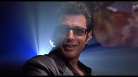 Jeff Goldblum estará en Jurassic World 2