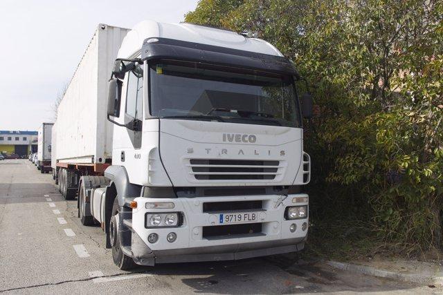 Transporte, transportes, transportista, transportistas, camión, camiones
