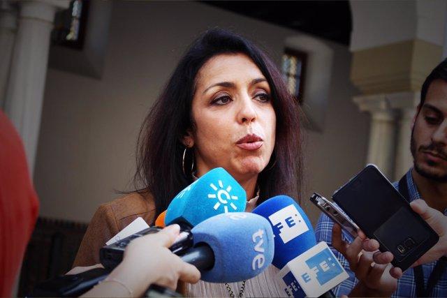 La diputada de Cs Marta Bosquet