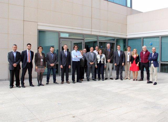 Grupo de trabajo de servicios a la embarcación de la marca Efficiency Network