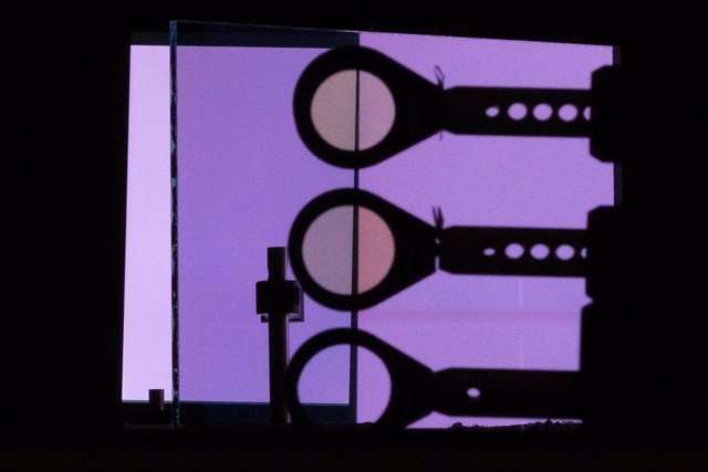 Estas gafas permiten ver colores imposibles de distinguir para el ojo humano