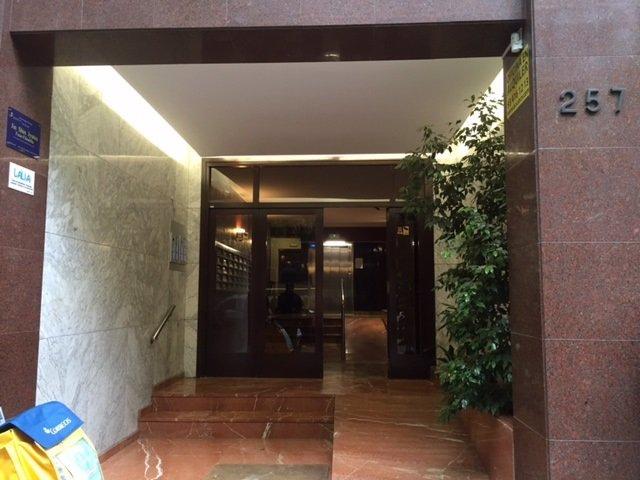 Edificio del despacho del expte.De la Generalitat Jordi Pujol en Barcelona