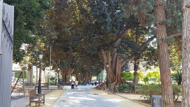 Jardín Floridablanca