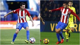 Alternativas del 'Cholo' para solucionar la baja de Carrasco