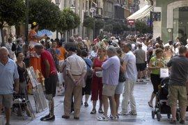 Baleares, la CCAA donde más crece la población