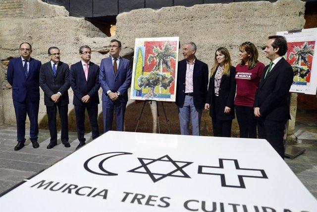 El festival 'Murcia Tres Culturas'