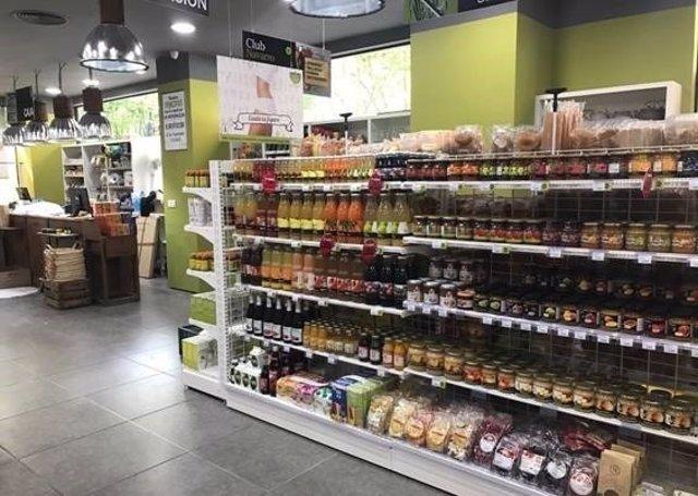La nueva tienda de Herbolario Navarro en Valladolid.