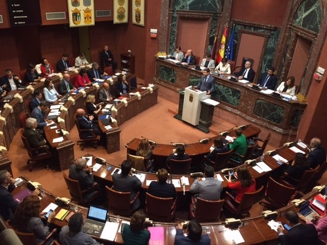 Pleno Asamblea Regional