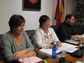 """Beaumont dice que la posición de Podemos sobre la ley de Policías es """"provisional"""""""